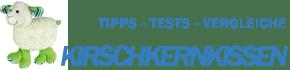 Kirschkernkissen Logo